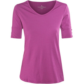 Royal Robbins Merinolux t-shirt Dames roze